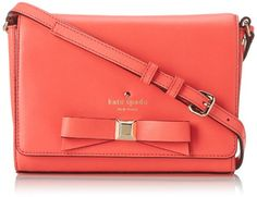 kate spade new york Holly Street Rubie Cross Body Bag,Geranium,One Size kate spade new york,http://smile.amazon.com/dp/B00FLCN9XC/ref=cm_sw_r_pi_dp_vrcotb1HCK4PH7YF