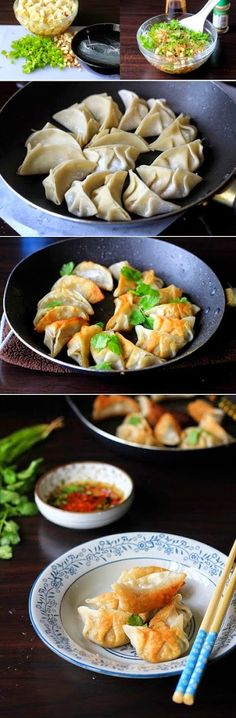 Chinese Vegan PotStickers