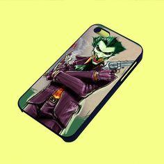 Joker With Gun Phone Case