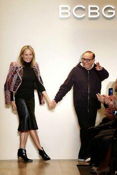 Más vestidos para ti: Mercedes Benz: Fashion Week New York BCBG Max Azri...