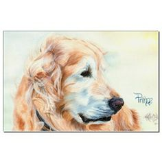 This painting looks just like my Copper before she passed away two weeks shy of her thirteenth birthday....  :(