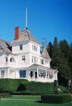 Cottage on Mackinac Island, MI