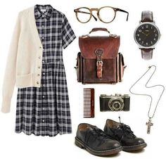 clothing style fashion black