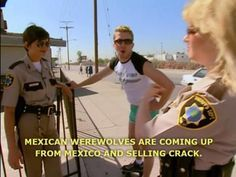 quotes & images from reno 911 - Google Search