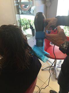 #hairstation#brush#onde#katemoss#style
