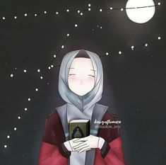 Muslim Pictures, Bff Pictures, Islamic Pictures, Couple Cartoon, Girl Cartoon, Cartoon Art, Hijab Drawing, Islamic Cartoon, Hijab Cartoon