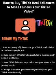 Fans Followers Makes It Possible To Acquire Free Tiktok Followers Real Followers Stuff To Buy Real