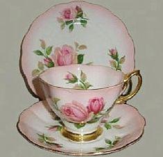 Royal Albert China - like Anniversary Rose