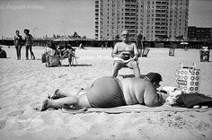 My favourite book by Gilden is Coney Island, one of his first projects, in which he photographed ...
