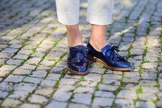 Stylista - Shoes, Flats, Fashion, Street Style