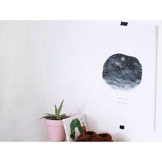 Art Print Constelation
