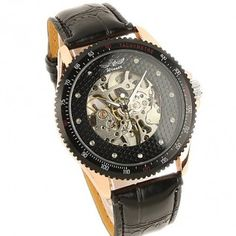 Ceas Winner Skeleton Black Luxury Rose Gold http://www.borealy.ro/cadouri-barbati/ceas-winner-skeleton-black-luxury-rose-gold.html