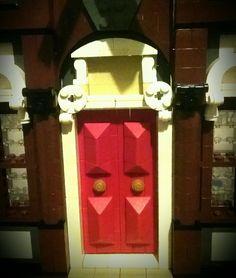 Lego Baroque Door