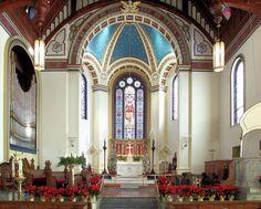 Episcopal Church of the Holy Communion, Charleston