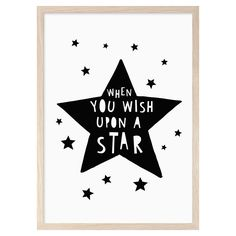 When you wish upon a star nursery decor