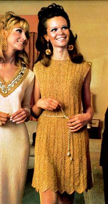 Eleuthera Dress | Knitting Patterns