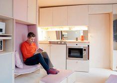 Dezeen's top 10 home interiors of 2017