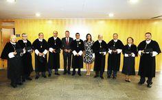 En el Campus de Gandía de la Universidad Politécnica de Valencia durante la apertura del Curso Académico 2014-2015