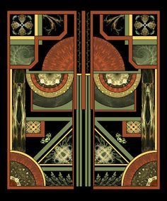 .art deco design
