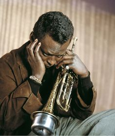 The Well-Dressed . – melodicvibe: Miles Davis