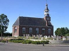 Kerk van Akkerwoude - Damwoude
