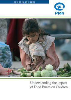 This publication looks at the impacts of the food price crisis on developing countries and examines the effects on consumers and producers, and the implications for children.