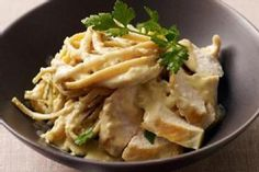 Weight Watchers Chicken Alfredo
