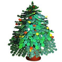 Le sapin de Noël - Décembre 2012