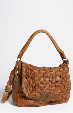 Frye 'Stacy Stud' Hobo