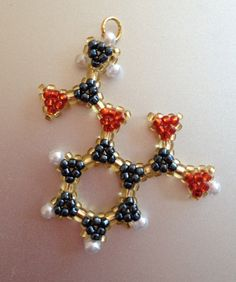 Bead Origami Guest Gallery: Small Molecules