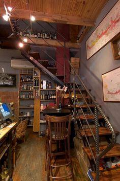 Магазин и винный бар Alkalai