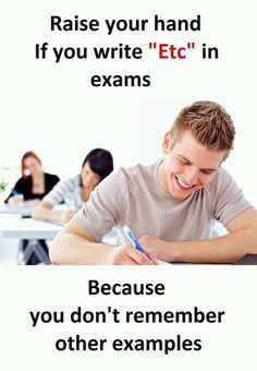 It happens exams funny, funny school jokes, school humor, exam quotes funny, Funny School Answers, Funny School Jokes, Very Funny Jokes, School Memes, Really Funny Memes, Funny Facts, Hilarious Jokes, Crazy Funny Memes, Exam Quotes Funny