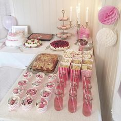 """Mimre fra dåpen 💖 #barnedåp #dåpsinspirasjon #delgodeminner #lindexpink"" Ballerina Baby Showers, 18th Birthday Party, Pin On, Baby Christening, Food Decoration, Pink Parties, Festival Wedding, Wedding Desserts, Bridal Shower Decorations"