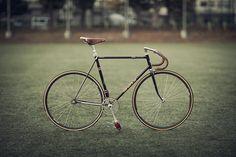Kinfolk Custom Track Bike