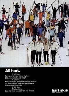 Skiing Nov 1973 - Hart - pugski