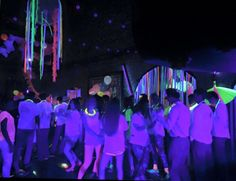 Glow Party for First Presbyterian Day School senior class