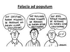 Populum argumentum ejemplo ad Argumentum ad