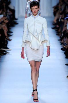 spring fashion tumblr   ... Givenchy spring 2012 #paris fashion week #paris #model #fashion