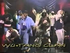 YO! This is from the Arsenio Hall Show finale! I had not seen this till just now & it's CLASSIC! YoYo, McLyte, Naughty, Tribe, Guru, Das FX, Fu-Schnickens, CL Smooth, Wu Tang, KRS...uh & Mad Lion (why not, right?)