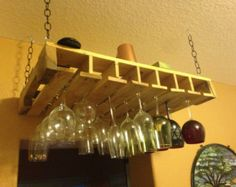 hand made glass rack pallet - Google Search