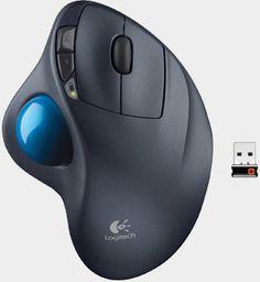 Logitech M570 Wireless Trackball - Trackball Mouse ReviewsTrackball Mouse Reviews