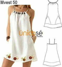 Amazing Sewing Patterns Clone Your Clothes Ideas. Enchanting Sewing Patterns Clone Your Clothes Ideas. Sewing Dress, Dress Sewing Patterns, Diy Dress, Sewing Clothes, Clothing Patterns, Fashion Sewing, Diy Fashion, Ideias Fashion, Womens Fashion