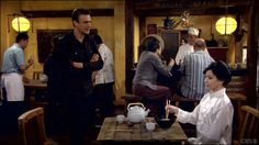 """Your daily dose of racist BS: """"How I Met Your Mother"""" Puts A (THREE) Character In Yellowface"""