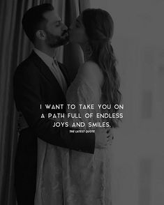 I want to take you on a path full of endless joys and smiles. Cute Couple Quotes, Love Quotes For Boyfriend, Love Quotes For Her, Cute Love Quotes, Love Poems, Qoutes About Love, Inspirational Quotes About Love, Real Relationship Quotes, Relationships