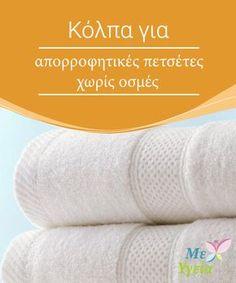Triks for luktfrie og absorberende håndklær — Veien til Helse