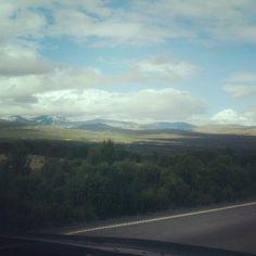 """@hallaida's photo: """"ah, elsker det fjellet her #hjerkinn #dovre #så #fint"""""""