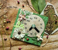 Parking clock by Maria Lillepruun