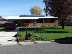 Home for Sale at 1936 W 3140 S, West Valley City UT 84119 - $145,000 - One Level Living!