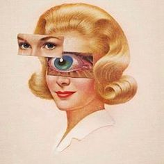 Blonde Series . . . . . . . . . #collageartist #surrealart #popsurrealism #weirdart #retroart #lowbrowart #newcontemporary Musica Lady Gaga, Grunge Art, Story Instagram, Vintage Horror, Lowbrow Art, Collage Artists, Pop Surrealism, Weird Art, Replay