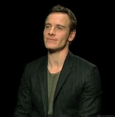 I could just spread him on a cracker | Community Post: Michael Fassbender Is The King Of Attractiveness